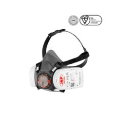 JSP Force 8 Half-Mask with PressToCheck P3 Filters