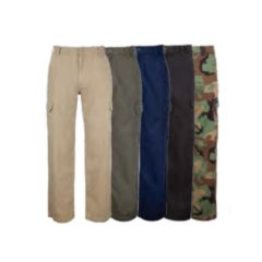 Legendary Multi-Pocket Cargo Trousers
