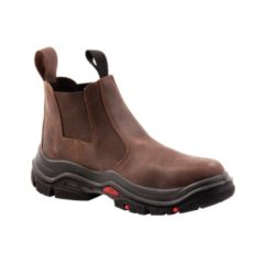 CHELSEA BOOT (BROWN) STC