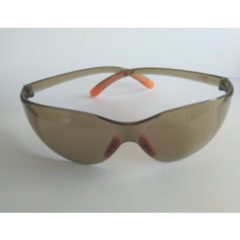 SPECTACLES SPORTY BROWN LENS – QB1212-BL
