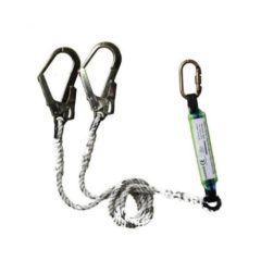 MINER'S HARNESS C/W Q- R  BUCKLES ON LEG STRAPS