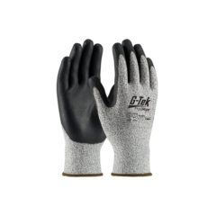 GLOVES NITRILE FOAM COATED WHITE/GREY 13g – N10520