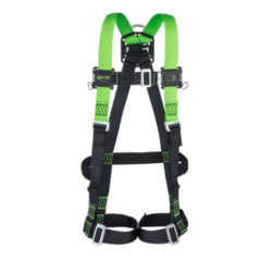 Miller H-Design® 1 pt Harness with mating buckles size 3