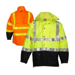 Freezer Jacket Reflective High Vizoxford Mesh Jacket-wr010lw
