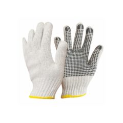 GLOVES COTTON POLKA DOT 5CM
