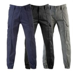 COMBAT TROUSERS NAVY TWILL