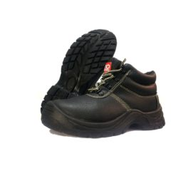 SAFETY SHOES BLACK S3 AKO STRIKER SZ 40