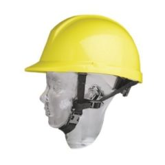 ELASTIC 4PT CHIN STRAP W CUP