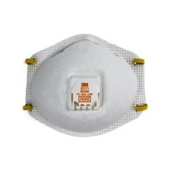 MASK DISPOSABLE, FFP2 C/W VALVE – 3M