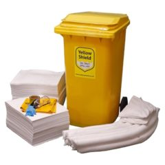 OIL WHEELY BIN SPILL KIT